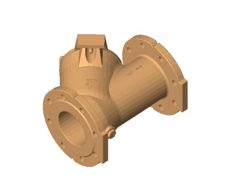 objet 3D optimisé sur Revit