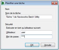 Navisworks Planifier