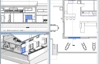 Comparatif Revit Autocad