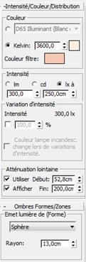 Tutoriel 3DS Max : insertion d'un objet