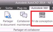 Nouveautés Autocad 2014