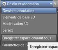 AutoCAD 2015 et menu classique