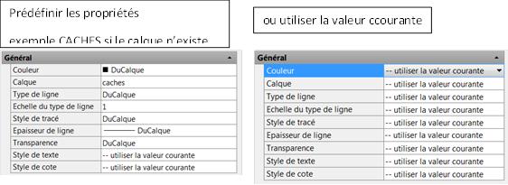 AutoCAD : créer des palettes d'outils