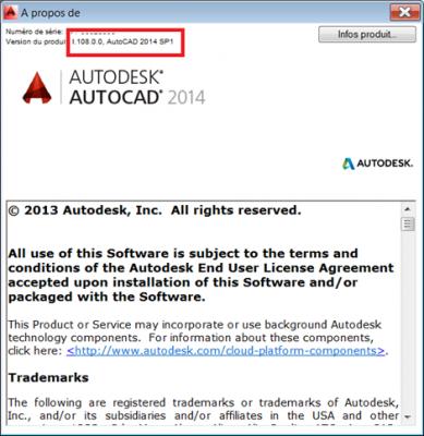 Service pack 1 AutoCAD
