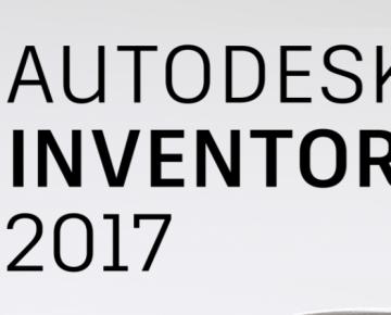Nouveautés Autodesk Inventor 2017