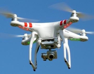 BIM et drones : gain de temps et exactitude des données