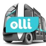 Olli, Bus imprimé en 3D