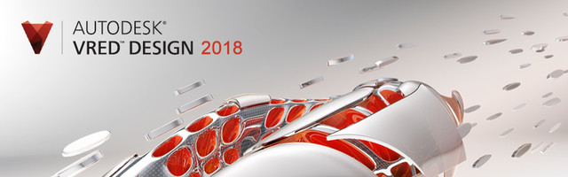 vred design 2018