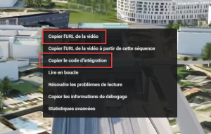 video dans Vred