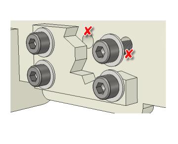 Générateur du composant Assemblage vissé (Design Accelerator)