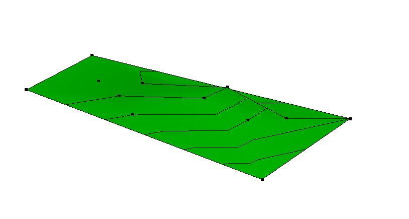 Zone nivelé basique