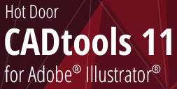 CADtools11 for Illustrator CS6 - CC2018