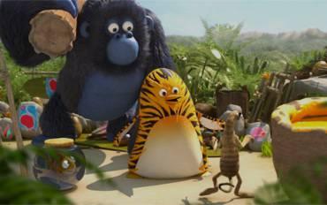 Animation et effets visuels avec Forest Pack