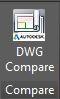 AutoCAD Comparer 2 dessins