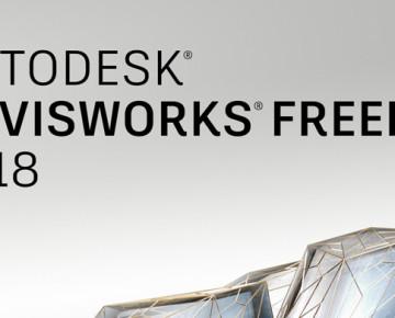 Navisworks Freedom 2018.2.1 Update (prise en charge des fichiers IFC)