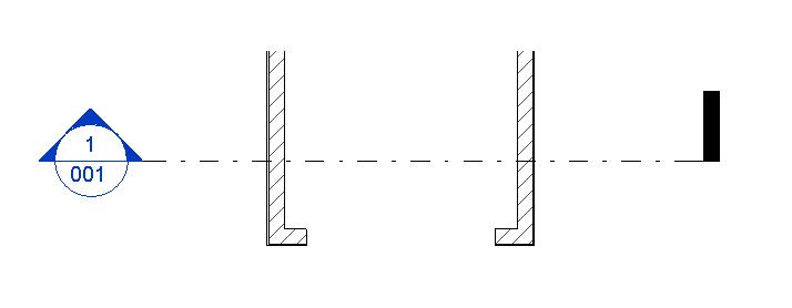 Modifier le libellé d'une coupe sur Revit