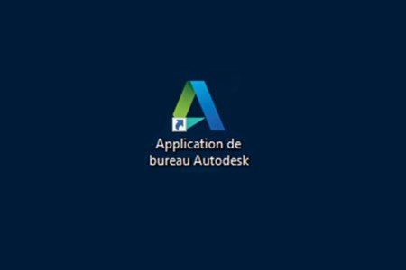Application de bureau Autodesk
