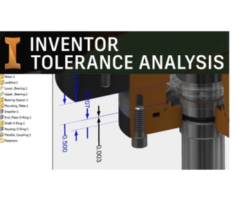 Autodesk Inventor Tolerance Analysis (sous abonnement)