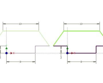 Comment rendre les lignes d'esquisse Inventor plus épaisses pour un affichage 4K ?