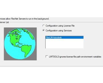 Autodesk Network License Manager pour les produits 2020 (LmTools)