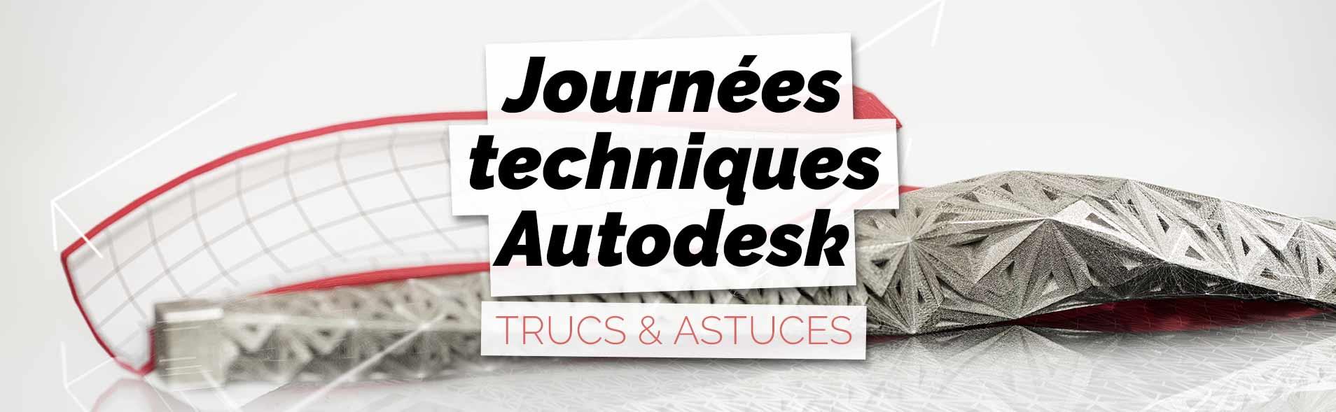 journées techniques Autodesk