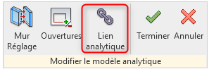 Lien analytique