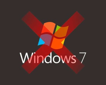 Fin du support windows 7
