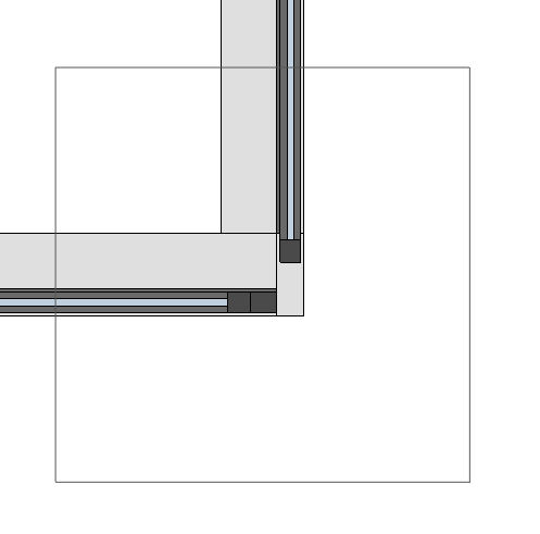 jonction de mur Revit