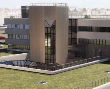 CPAM de la Vendée - Modélisation de l'existant - BIM