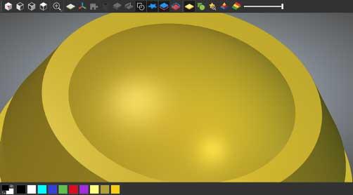 Inventor exporter un modèle 3D STL