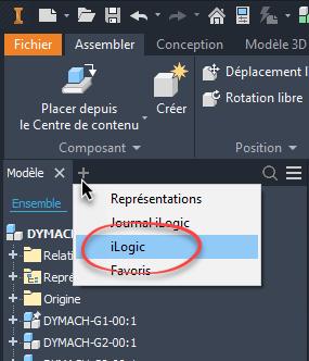 iLogic Formulaire -01