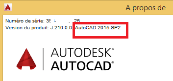 Service pack 2 AutoCAD 2015