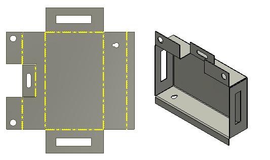 calcul d coupe laser calcul de contour ilogic dans. Black Bedroom Furniture Sets. Home Design Ideas
