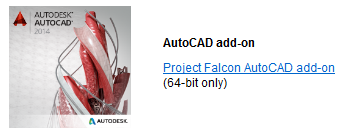 Inventor 2014 Falcon