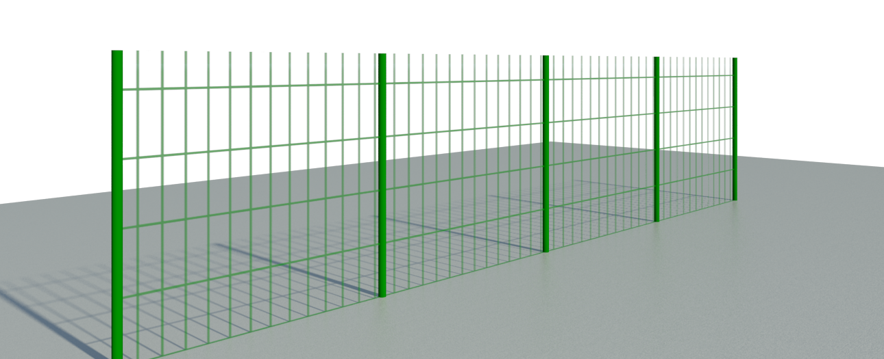 Revit cl ture grillag e comment faire - Pose d un grillage en limite de propriete ...