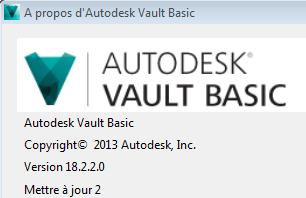 Autodesk Vault 2014 Service Pack 2
