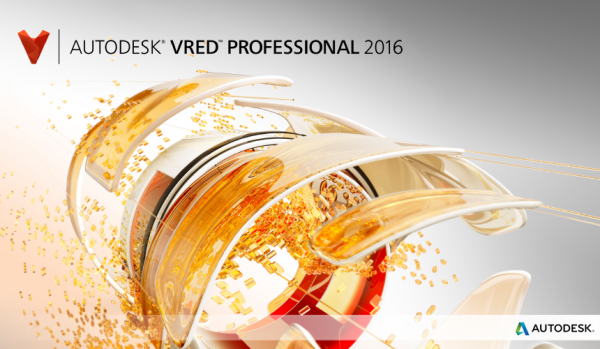 VRED 2016 SP4