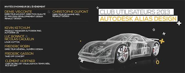 Club Alias Design
