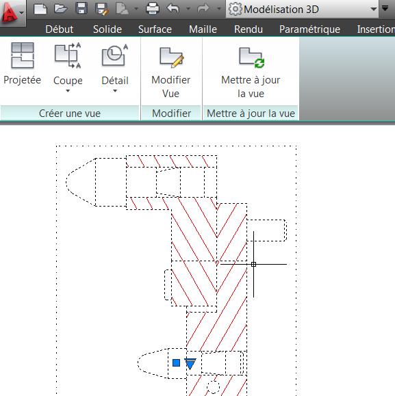 Les nouveautés 3D d'AutoCAD 2013