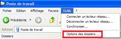 autocad windows fichiers cachés